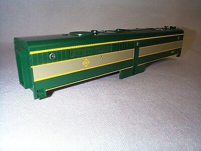 Lionel American Flyer 8252 Erie PA B-Unit Shell NOS!