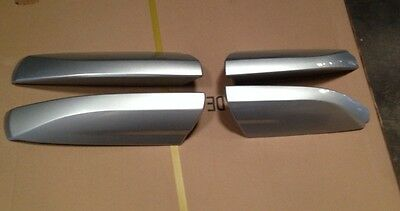 #468 All Covers (Silver)For Kluger Roof Rail