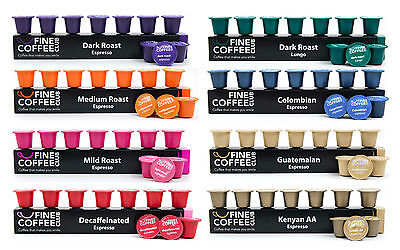 Nespresso Compatible Capsules - coffee pods for Nespresso Machines