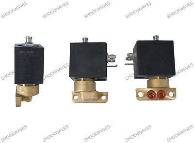 Gaggia Classic Baby Replacement Solenoid Valve CEME Olab Parker DM1645/001