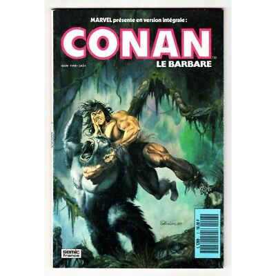 Conan (Semic) N° 7 - Comics Marvel