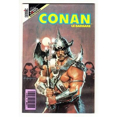 Conan (Semic) N° 25 - Comics Marvel