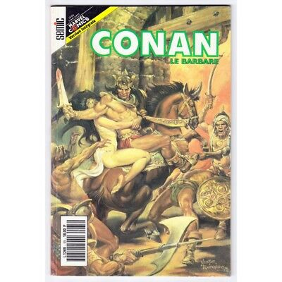 Conan (Semic) N° 33 - Comics Marvel