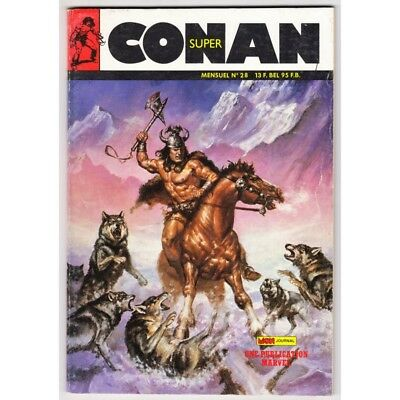 Conan Super (MON Journal) N° 28 - Comics Marvel