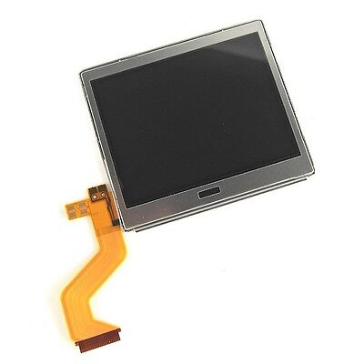 New Replacement Top Upper Lcd Screen For Nintendo Ds Lite Light Uk Seller Ndsl