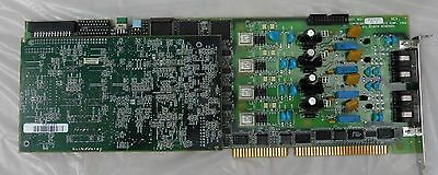 Dialogic D/41E 4-Port Voice Card ISA w/ FAX40E