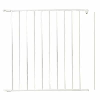 BabyDan Configure Safety Gate and Flex Baby Gate 72cm Extension - White