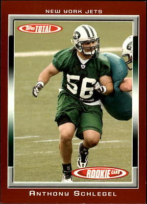 2006 Topps Total Red #471 Anthony Schlegel