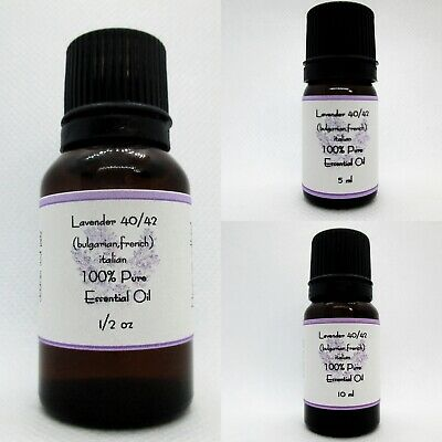 Lavender 40/42 Pure Essential Oil Buy any 3 get 1 free add 4 to cart