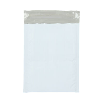 "250 #00 (Poly) 5x10 Bubble Mailers Padded Envelopes Mailer Bags 5"" x 10"""