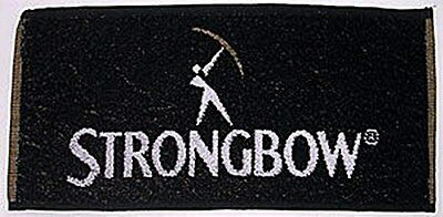 Strongbow Cider Cotton Bar Towel from England (pp)