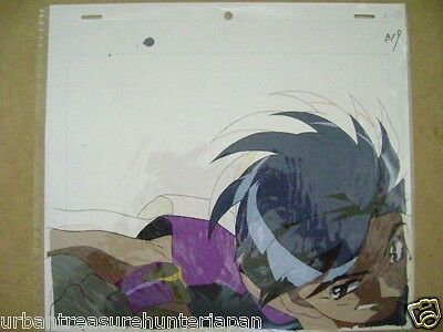 The Vision Of Escaflowne Van Fanel Anime Production Cel 4