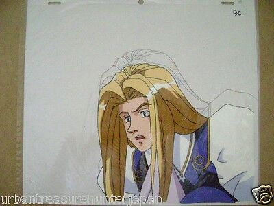 The Vision Of Escaflowne Allen Schezar Anime Production Cel 6