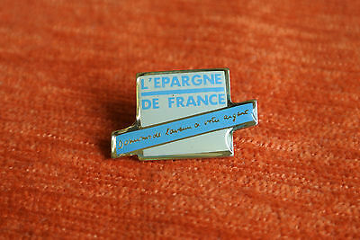 11297 Pins Pin's Banque Bank L'epargne De France
