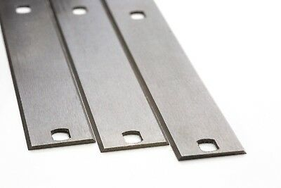 For FELDER System Planer Knives, 410mm, M42-HS PACK of 4 S702S1