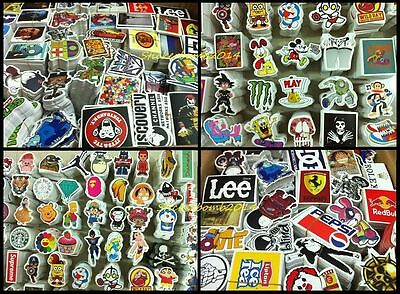 Sticker Bomb 100 Piece Pack Suit Jdm Vw Jap Euro Car Styling Vinyl Stickers Kit