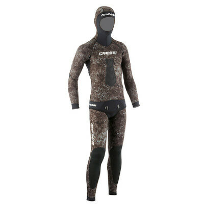Cressi Tecnica New Tracina Wetsuit Spearfishing 3,5mm 04US