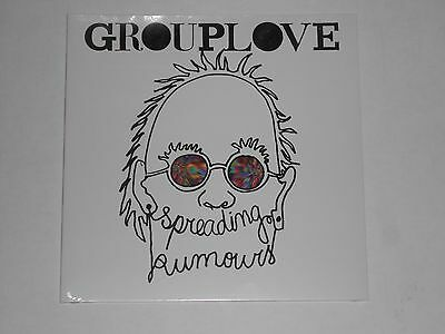 GROUPLOVE  Spreading Rumours  LP SEALED gatefold