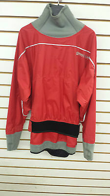Immersion Research Long Sleeve Paddle Jacket --New!! Red