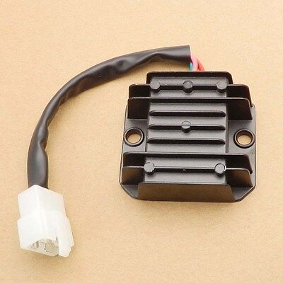 Voltage Regulator Rectifier 12v 4pin 50cc-150cc Scooter Moped ATV