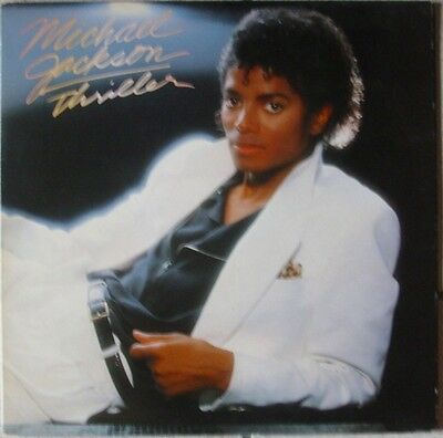 LP Michael Jackson Thriller-Club Edition EPCCL 32117-4,NM