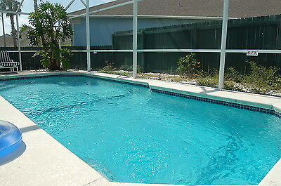 2130 Disney area vacation rentals 4 bed home on golf coarse resort 5 night deal