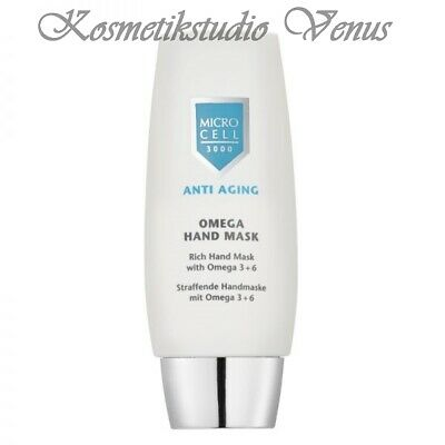 MICRO CELL 3000 Anti Aging Omega Hand Mask, Handmaske, 75 ml