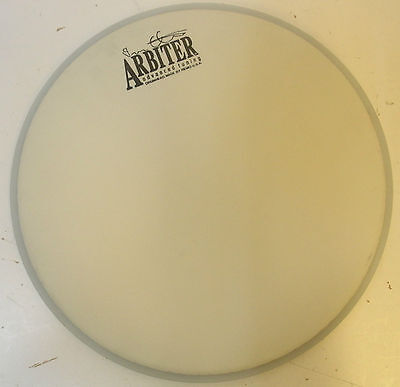 "Remo USA coated 12"" drum head.With Arbiter logo special clearance price"