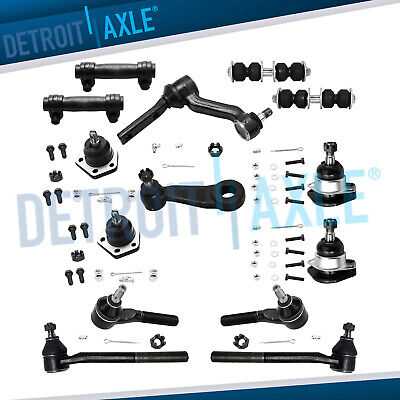 Brand New 14pc Complete Front Suspension Kit for Chevrolet GMC Blazer S10 - 4x4