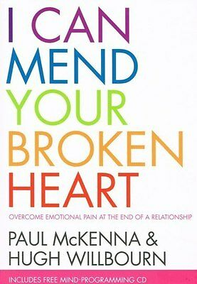 I Can Mend Your Broken Heart by Paul McKenna & Hugh Willbourn NEW