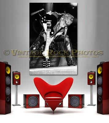 Joe Perry Project 20x30 inch Art Gallery Canvas Print  Framed Gilcee Photo 10
