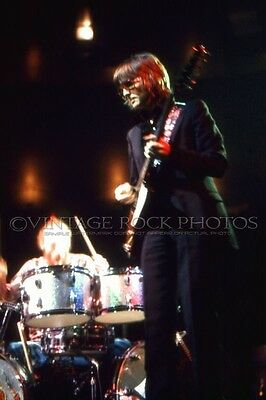 Eric Clapton Cream 12x18 inch Poster Photo '68 Madison Sq Garden, NYC Concert 5