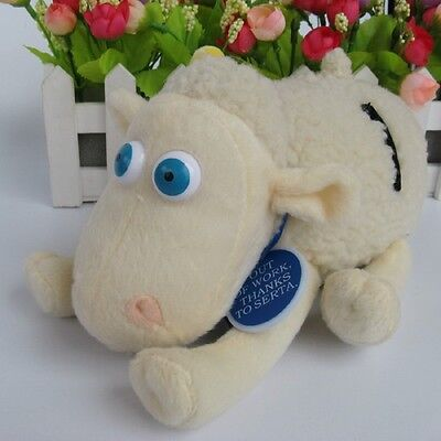 "Serta Number 1 Sleeping Sheep ""Out Of Work Thanks To Serta"" Plush free shipping"