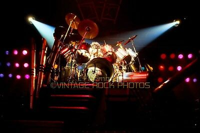 Eric Carr KISS Photo 8x12 or 8x10 inch '83 Creatures Toronto Live Concert  L67