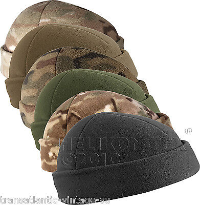 Helikon Watch Bob Cap Us Army Docker Hat Fleece Beanie Security Forces Camo