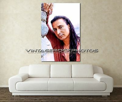 Steve Perry Journey 24x36 inch Poster Size Photo Live 80's Concert Pro Print 44