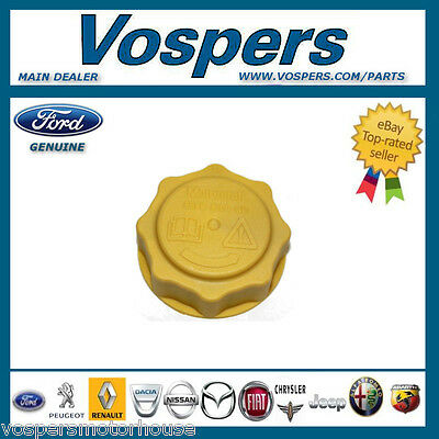 Genuine Ford Connect, Escort, Fiesta, KA, Focus etc Radiator Expansion Tank Cap.
