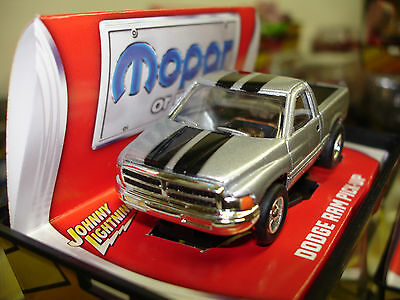 JOHNNY LIGHTNING ~ DODGE RAM PICKUP ~ ALSO FITS AFX, AW, JL