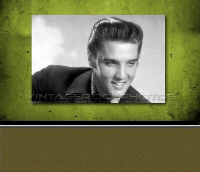 Elvis Presley 24x36 inch Fine Art Gallery Canvas Print Photo Framed Mounted  C9