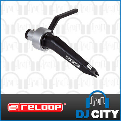 Reloop Ortofon Concorde-Black Stylus and Cartridge Optimised Voltage Output