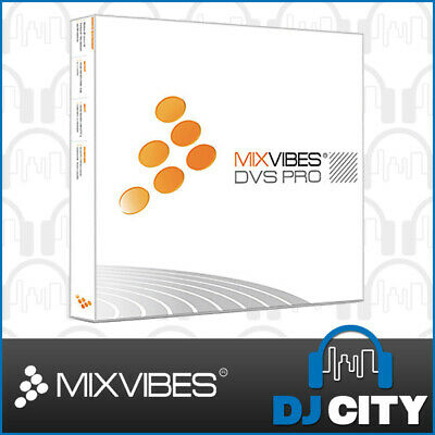 DVS-PRODUCER DVS PRO PRODUCER MixVibes DJ Scratch Audio