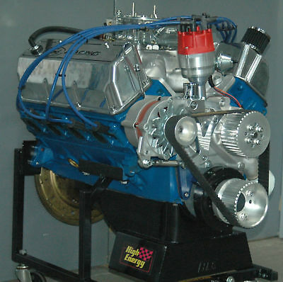 Ford Cleveland 393 C.i.d. Turnkey Stroker Engine 420Hp/450 Ft/lbs Torque