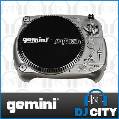 USB Turntable with recording software Complete Gemini TT-1100 Belt Drive rcor...