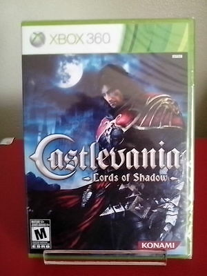 New Castlevania: Lords of Shadow  (Xbox 360, 2010)