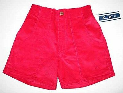 OP Corduroy Shorts~Size 26~ 9 Different Colors Available~ New Old Stock