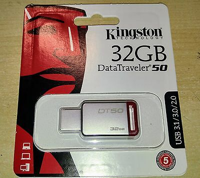 Kingston Flash Memory DataTraveler 101 32GB/G2 USB2.0