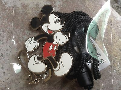 Disney WDI Mickey Mouse Lanyard