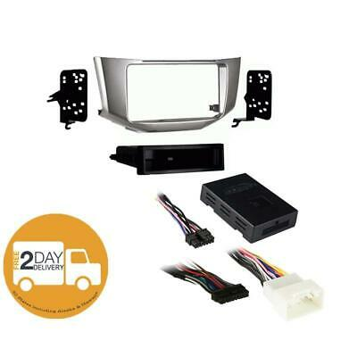 Metra 99-8159S Single/Double DIN Dash Kit + Interface for Select 2004-2009 Lexus
