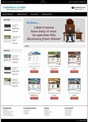 Turnkey Website Marketplace - Fully Developed Automated Business For Sale