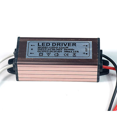 Waterproof 10W 20W 30W 40W 50W 60W 70W 80W 90W 100W High Power LED Driver